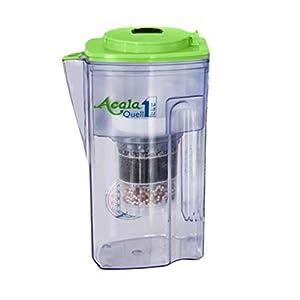 Filtre à eau AcalaQuell One carafe filtrante   vert clair   Très haute performance de filtration selon des principes…