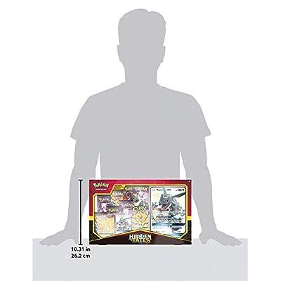 Pokemon TCG: Hidden Fates Premium Powers Collection | 7 Hidden Fates Booster Packs: Toys & Games
