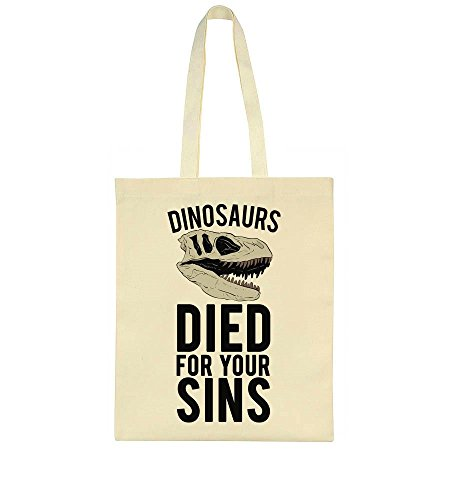 Dinosaurs For Bag Tote Your Died Sins rwZqSrxH5W