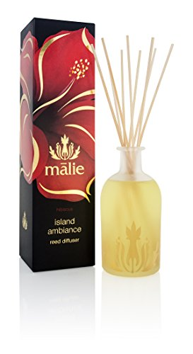 Malie Island Ambiance Reed Diffuser - Hibiscus by Malie