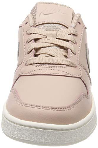 Baloncesto Zapatos Ebernon Mujer desert Beige sail particle 200 De Nike Low Para Wmns Multicolor Sand 5qXwpt4