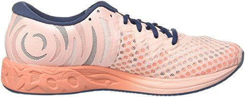 Asics Women's Noosa FF 2 Running Shoes Pink (Seashell Pink/Dark Blue/Begonia Pink 1749) kRtjwOyv