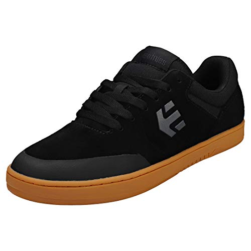 Etnies Men's Marana Skate Shoe, Black/Dark