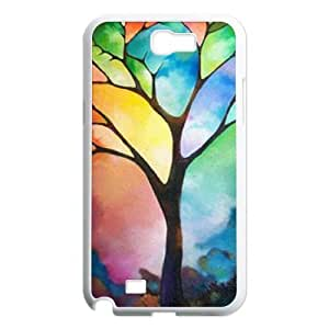 Love Tree Customized Cover Case for Samsung Galaxy Note 2 N7100,custom phone case ygtg594162