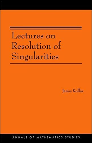 Book Lectures on Resolution of Singularities (AM-166) (Annals of Mathematics Studies) by Kollár, János (2007)