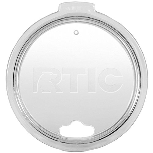 RTIC Coolers Logo Straw Friendly