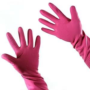 jii2030shann long section gloves dishwashing gloves rubber gloves, gloves, rubber gloves, household rubber gloves, household gloves, rubber gloves kitchen