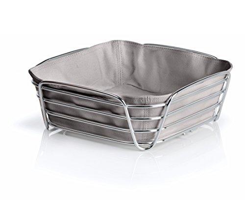 Blomus DELARA Bread Basket, Large - Taupe 63668 by Blomus (Image #2)