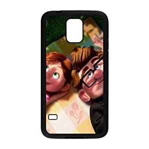 Samsung Galaxy S5 Cell Phone Case Black_Up disney_006 Vnojw