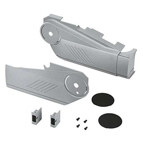 (Ship from USA) Blum B21S8000.Na Covers For Aventos Hs With Servo-Drive Grey /ITEM NO#E8FH4F85430671