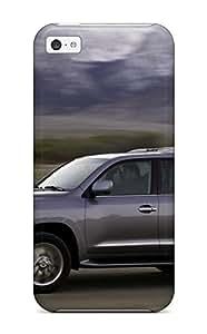 5971951K57216381 Pretty Iphone 5c Case Cover/ Lexus Lx 570 7 Series High Quality Case