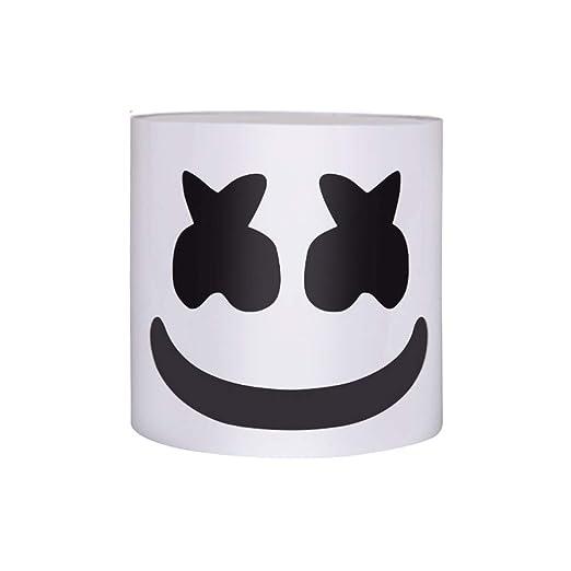 Wsjfc DJ Marshmallow Máscara de Casco, Festival de música ...