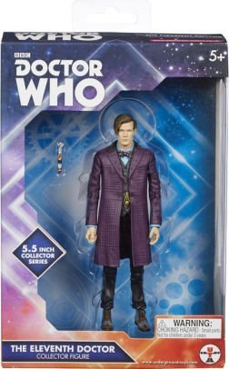 Doctor Who Collector Series: The Eleventh Doctor Action Figure Blue Shirt
