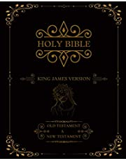 Bible: Holy Bible King James Version Old and New Testaments (KJV),(With Active Table of Contents)