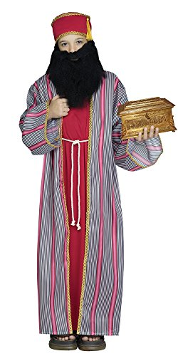 Three Wise Men Costume - Small - 3 Wise Man Costumes
