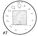 Reticle #7-for 7X Comparator