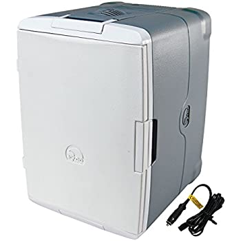Igloo Iceless 40-Quart with 110-volt Converter Coolers, Silver