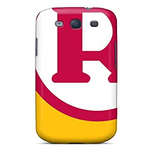 Shock Absorbent Hard Cell-phone Cases For Samsung Galaxy S3 (xkI18199Yvka) Unique Design Beautiful Washington Redskins Series