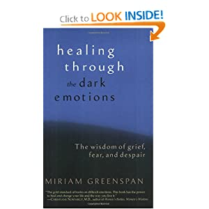 Healing Through the Dark Emotions: The Wisdom of Grief, Fear, and Despair Miriam Greenspan