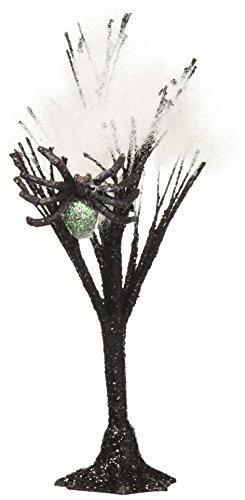 Department 56 Accessories for Villages Halloween Haunted Spider Village Tree (Halloween Spider 56)