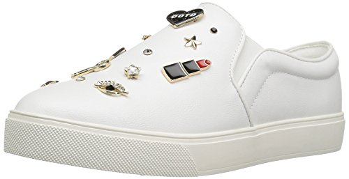 Aldo Women s Toogood Fashion Sneaker, White, 8 B US