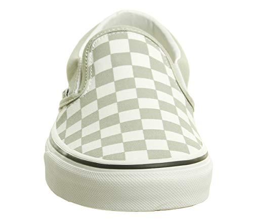 Enfiler Slip Classic Desert White Vans Baskets Sage on True Femme wvfIgPx