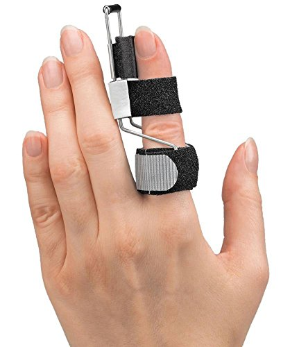 (3pp Side Step Splint - Large, Web Space to Tip 3