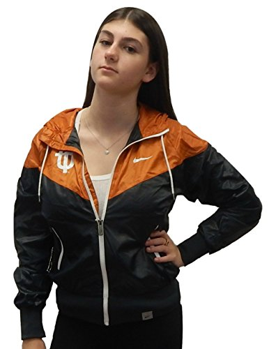 Texas Longhorns Women's Nike College Vault Full Zip Windr...