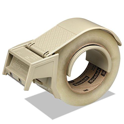 3M H-122 Carton Sealing Tape Dispenser, 2''