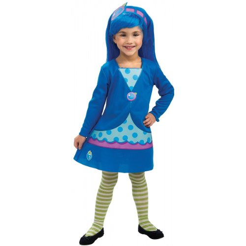 Blueberry Muffin Girl Costume (Blueberry Muffin Costume - Toddler)