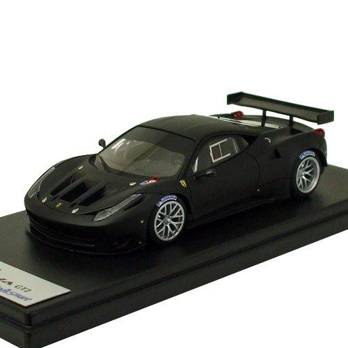 1/43 フェラーリ458 Italia GT2マットブラック LS390C
