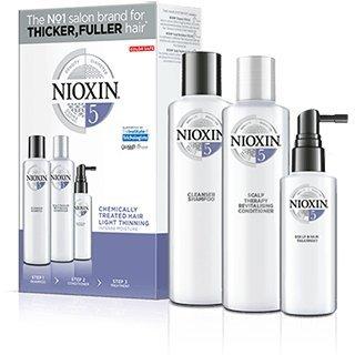 Nioxin - Kit 3 Soins pour Cheveux - System Kit n° 5 Globalbeauty 7286
