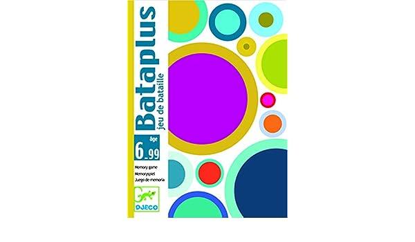 Amazon.com: Cartas Bata Plus by Djeco: Toys & Games