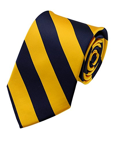 Collegiate Tie (NYFASHION101 Men's 3.5