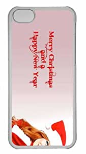 Customized iPhone 6 PC Transparent Case - Simone Personalized Cover