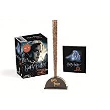Harry Potter Hermione's Wand with Sticker Kit: Lights Up!