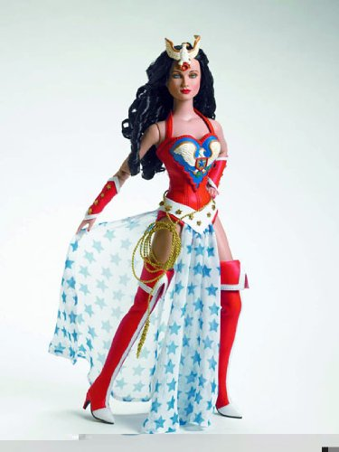 TONNER PREVIEWS EXCLUSIVE JUSTICE PROTECTOR WONDER WOMAN DOLL