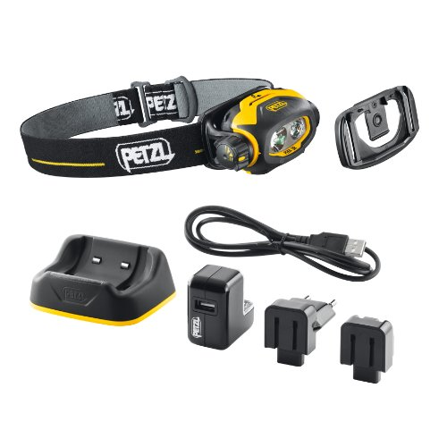 Petzl PIXA 3 ACCU pro headlamp by Petzl