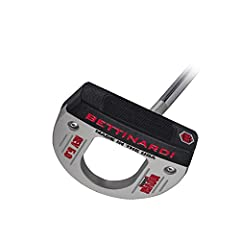 Thanks to the success of its predecessors, the iNOVAi 5.0 looks to remain at the capstone example of Bettinardi craftsmanship and ingenuity. Classic features that remain from previous iterations are the bi-metal construction, black anodized f...