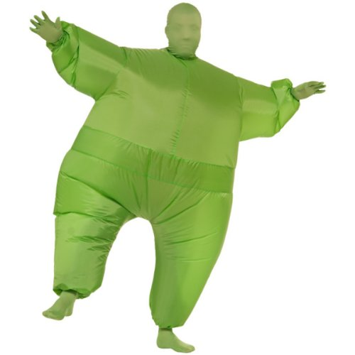 Morphsuits Mega Morph, Green, One Size