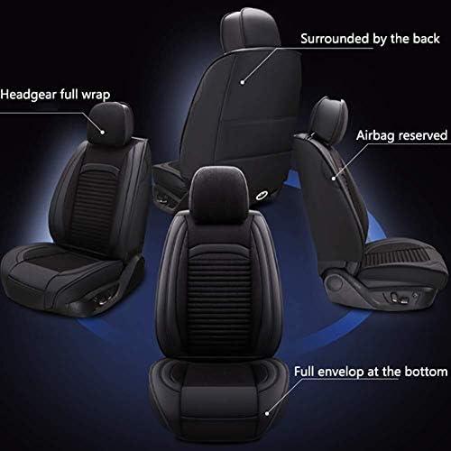 Housse de si/ège Universelle GT avec Soutien Lombaire pour Ford Ranger