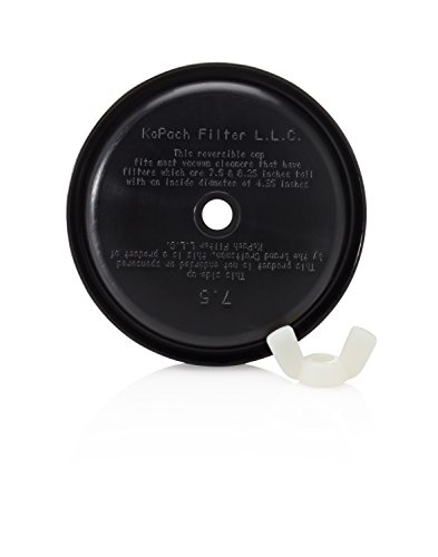 Kopach Replacement Filter Cap for Craftsman and Ridgid Vacuums