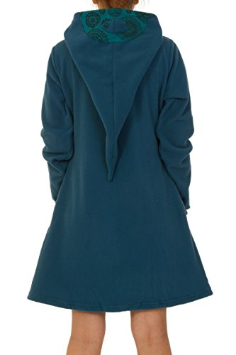 Chaqueta Para Azul Claro Mujer Thaiuk Yvx8wq8