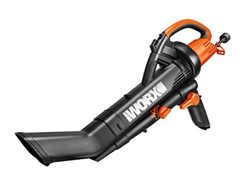 WORX WG505E 3000W Trivac Garden Blower Mulcher and Vacuum