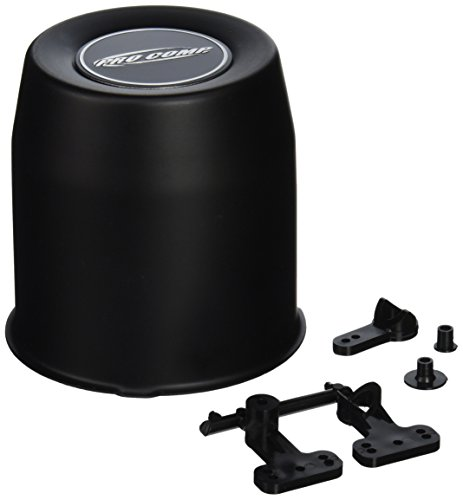 Pro Comp Wheels 1330017 Wheel Center Cap (Black Center Caps)
