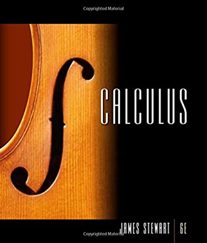 calculus 6th edition stewart s calculus series available 2010 rh amazon com stewart calculus 6th solution manual pdf stewart calculus early transcendentals 6e solutions manual pdf