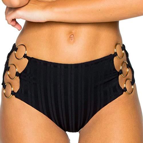 Bikini Pas Femme L581n32 De Bas Fama Noir S'applique Luli Ne qRnPaCwU8