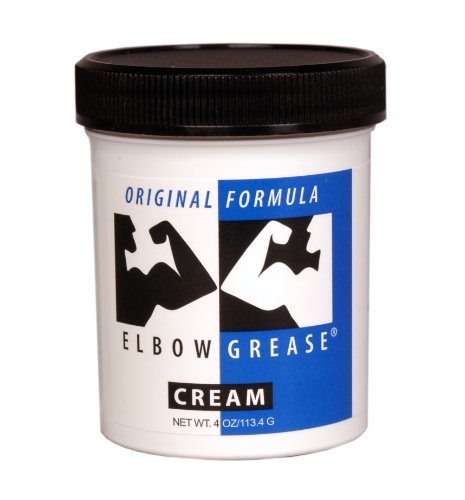 (Elbow Grease Original Cream Jar - 4 oz )