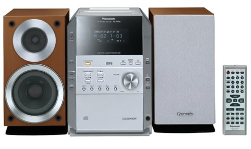 Panasonic SC PM19S System Discontinued Manufacturer