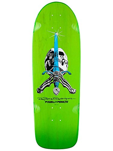 Used, Powell-Peralta O.G. Ray Bones Rodriguez Skull & Sword for sale  Delivered anywhere in USA